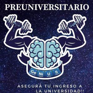Preuniversitario Cienespe GENIUS Logo