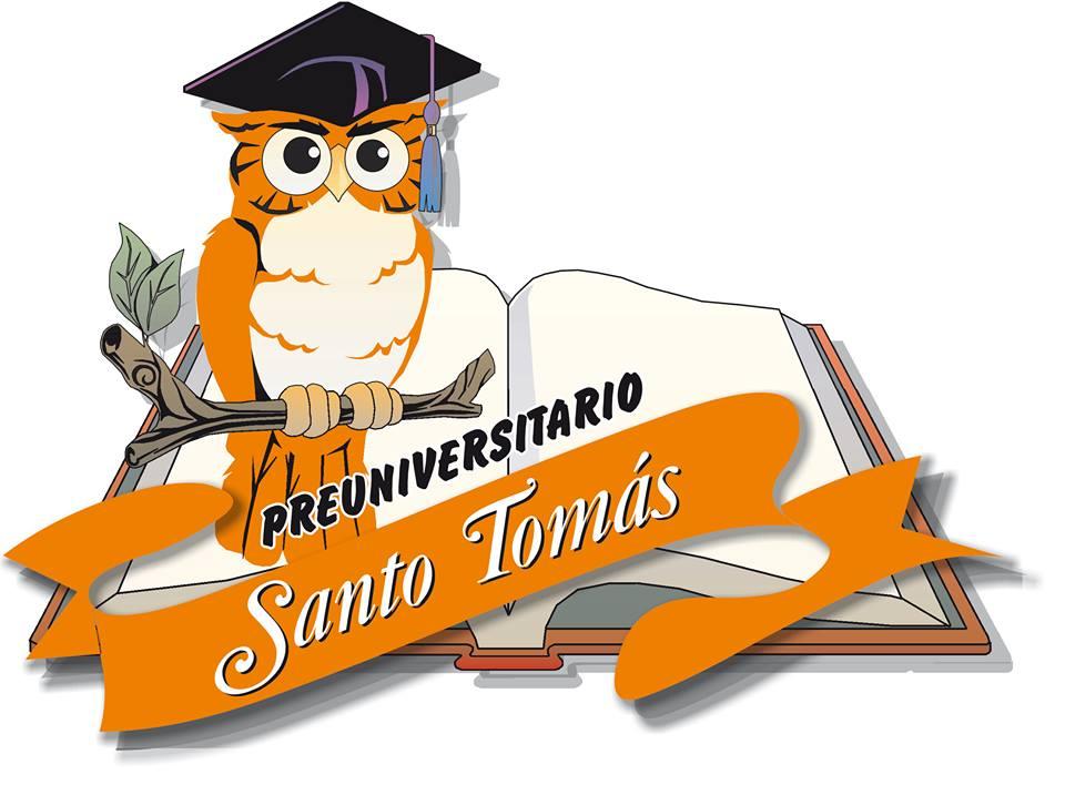 Preuniversitario Santo tomas Logo